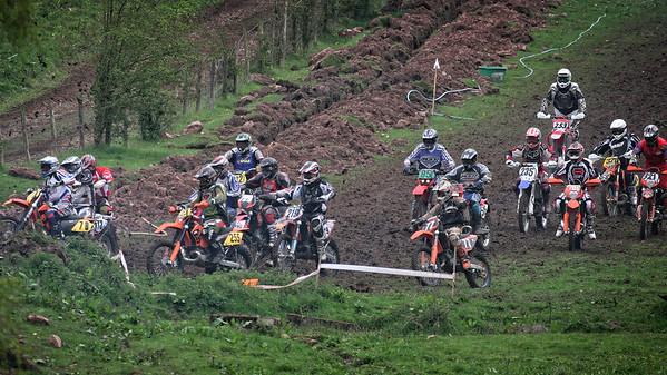 Motorbike Scramble, Llangrove