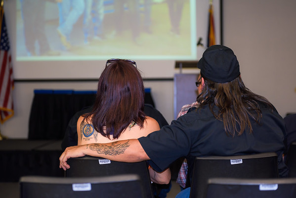 Cheech Pre-OP Graduation, MMI, Phoenix AZ (29 May 2015)