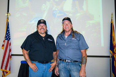 Cheech and Crusty Pre-Op MMI Graduation, Phoenix AZ (29 May 2015)