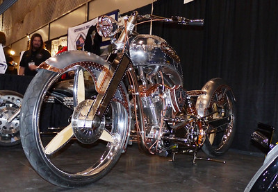 NYC motorcycle show 2012