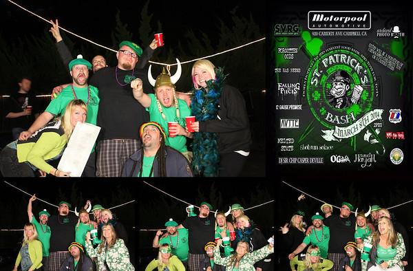 Motorpool St. Patty's Day Bash 3.8.14 Photo Strips