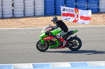 Jonathan Rea World Superbike Champion 2015