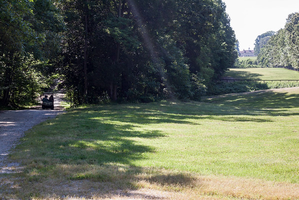 Original First View of Mount Vernon