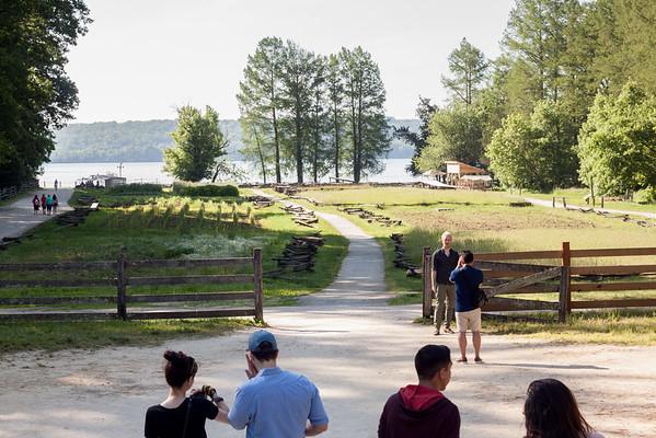 Pioneer Farm at Mount Vernon with IGDC
