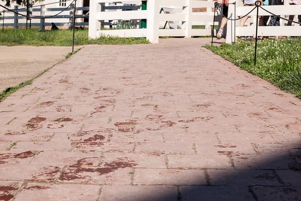 IGDC Footprints at Mount Vernon