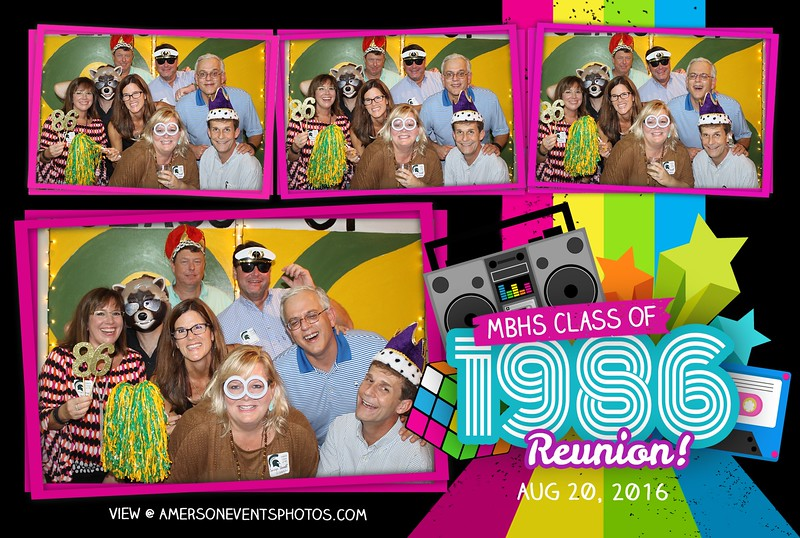 MBHS Class Of 1986 Reunion 2016