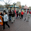 "A parade down Pearl Street of mountain climbing guides from all over the world happened on Sunday.<br /> The American Mountain Guides Association, based in Boulder, and the International Federation of Mountain Guides Association, had a joint meeting in Boulder. Over 300 members from 17 different countries attended.<br /> For more photos and a video of the parade, go to  <a href=""http://www.dailycamera.com"">http://www.dailycamera.com</a>.<br /> Cliff Grassmick / November 14, 2010"