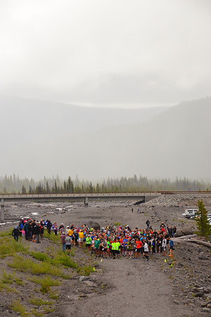 Mt Hood Scramble 2014