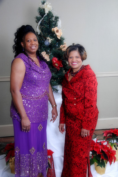 First Lady Shealey & First Lady Stiggers