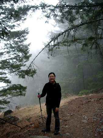 Mt. Tam hiking
