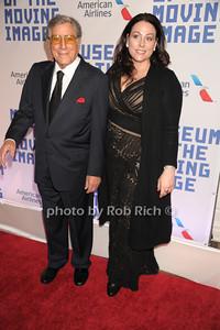 Tony Bennett and Joanna Bennett photo by Rob Rich/SocietyAllure.com © 2014 robwayne1@aol.com 516-676-3939