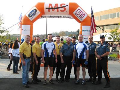 MS Bike Ride 2010