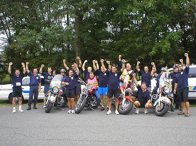 Multiple Sclerosis 100 Mile Charity Bike Ride