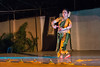 Guru Smt Debi Basu - Radha after seeing Vishnu (Krishna) (Mumbai)<br /> Mumbai Odissi Utsav. Day 2 - 18th Feb 2018.