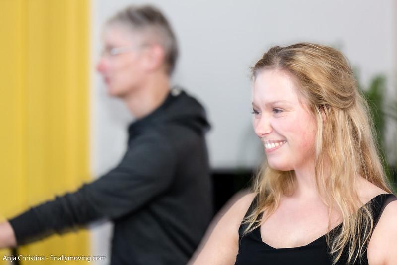West Coast Swing Intensive Munich 2014