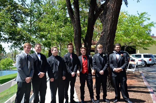Murrieta Mesa Prom 2014