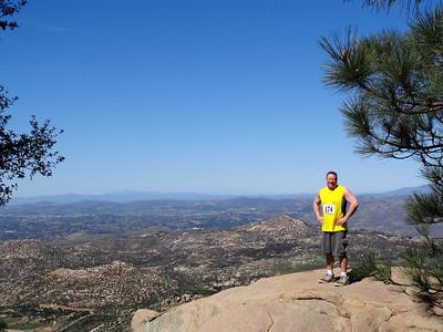 Murrieta Run for Your Life 5K Charity Event and Mt Woodson Hike, Murrieta & Ramona CA March 4, 2012