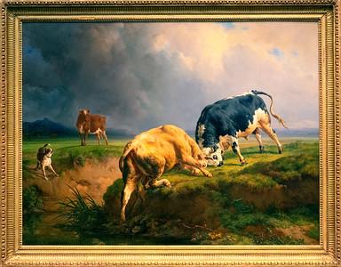 A Bullfight, Brascasatt