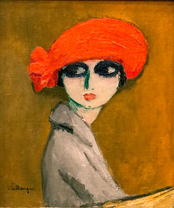 The Corn Poppy, Kees van Dongen