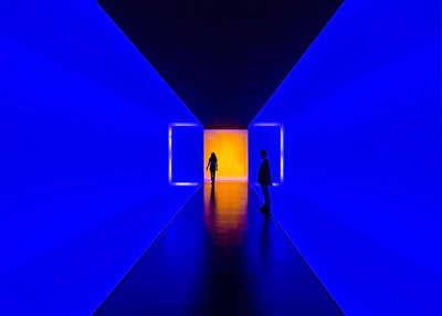 Turrell Tunnel