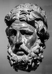 Helenistic Head of Antigonus Doson