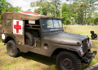 Jeep Ambulance