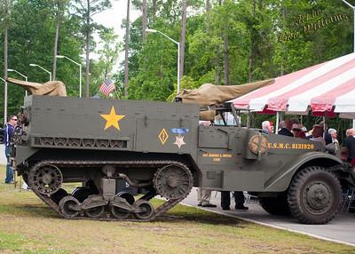 USMC Halftrack
