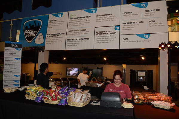 January 17, 2014 - Rock in the Park at the Ruben H. Fleet Science Center.