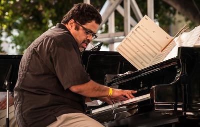 Arturo O'Farrill Afro Latin Jazz Orch 081013-0046