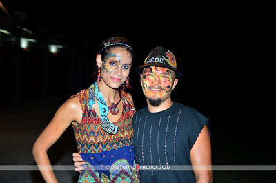 Lyndsay Charlotte & Misha Eli Rubinstein of Urban Spiral Dream Company.