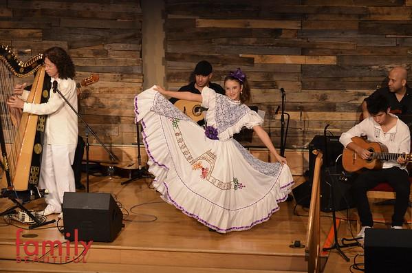 Hispanic Heritage Concert 2014