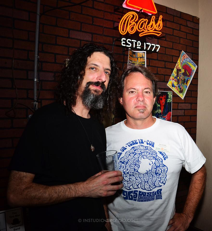 Mark Zampella & Steven Lemke.