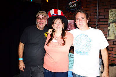 "Chip Neville, Michelle Demperio and WSLR Steven Lemke ""Steve in the Evenin"", miss that guy!"