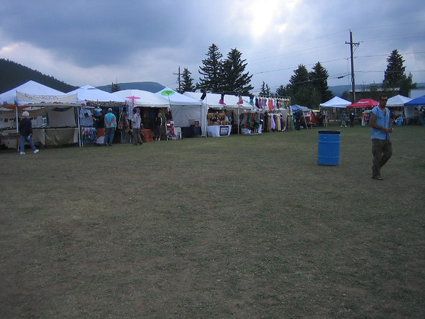 Day 1 - Nedfest, early afternoon