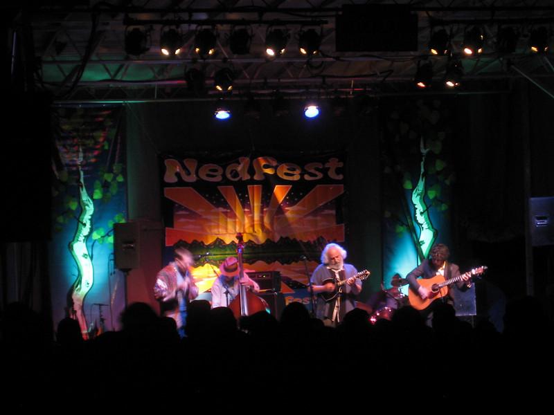 David Grisman Quintet @ Nedfest 2009