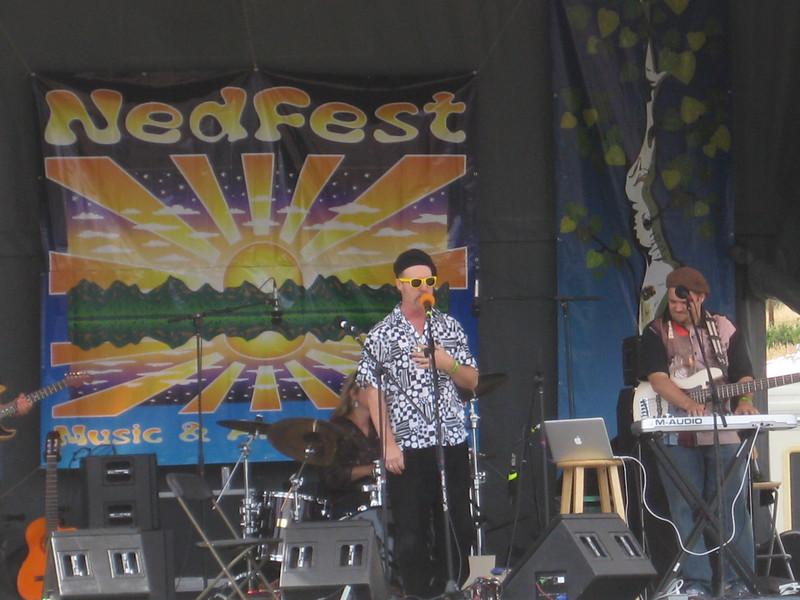 Joe Craven @ Nedfest 2009