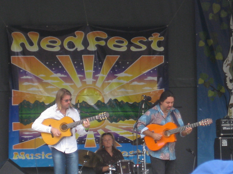 Incendio @ Nedfest 2009. They were awesome!