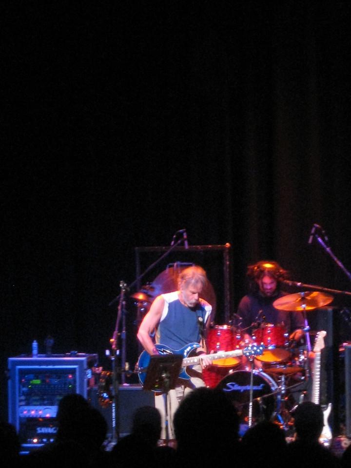 Ratdog, Bob Weir @ Chautauqua,  Aug 2009