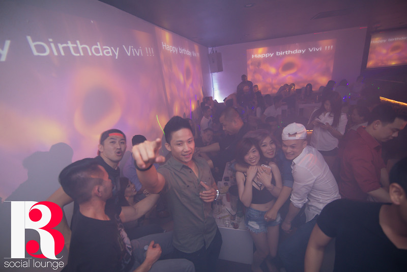 Every Saturday is a FULL HOUSE  at R3 Social Lounge! Last Night with Kim Kat, KenKD and DJ Antzy !  Thank you for all your love!