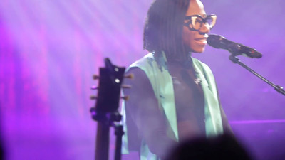 Asa in E-Werk, Erlangen, Germany, on 19.2.2015