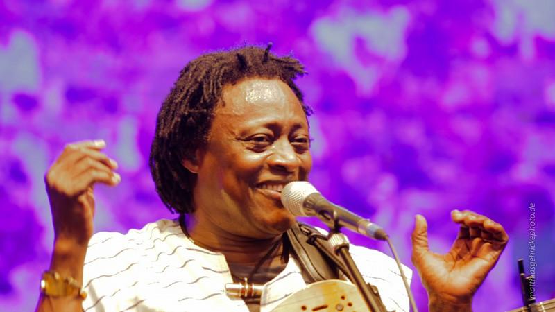 Habib Koité* & Band, Nürnberger Bardentreffen, 2.8.2014