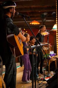 The Bug Family Band at Ashkenaz on Sunday, October 21, 2012. Berkeley, CA