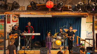 The Bug Family Band at Ashkenaz on Sunday, October 21, 2012. Berkeley, CA