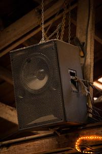 Meyer Sound - CQ-1 at Ashkenaz