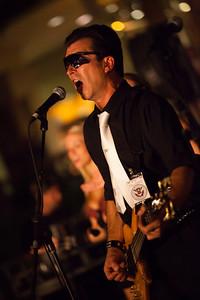The Department of Rock, at Blackhawk Plaza, Danville, CA - 9-14-2012.