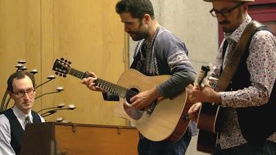 Video: Giftwood, Benefiz-Konzert in der Dietrich-Bonhoeffer-Kirche, 6.2.2020