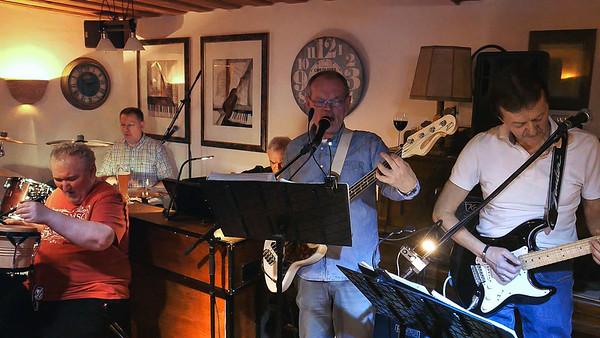 Ohio State Band in der Kapuzinerklause, am 23.3.2018