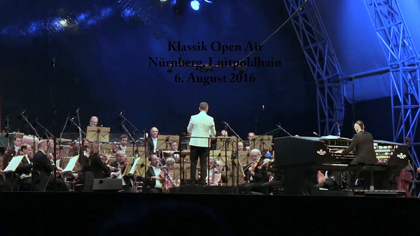 Klassik Open Air, Nürnberger Symphoniker