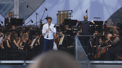 Blue Note West Side Story - Klassik Open Air 2019, Nürnberg