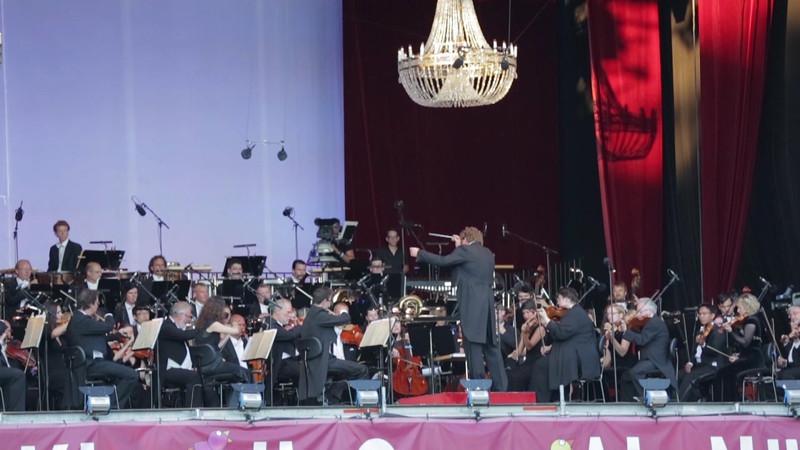 Klassik Open Air, Staatsphilharmonie Nürnberg